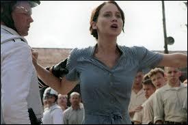 Pourquoi Katniss a-t-elle été tirée au sort pour  les Hunger Games  ?