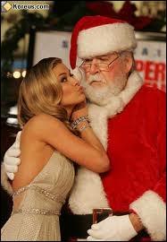''C'était la fille du Père Noël / J'étais le fils du Père Fouettard / Elle s'appelait Marie Noël / Je m'appelais Jean Balthazar''