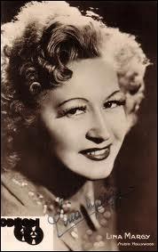 En 1946, Lina Margy a chanté ''Voulez-vous danser grand-mère'' . Quelle chanteuse l'a reprise en 1977 ? (la chanson, pas Lina Margy)