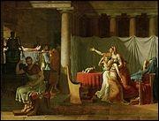 Comment se nomment les fils de Brutus ?