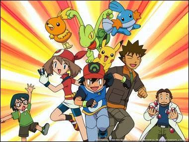 Pierre est dresseur de Pokémon de type :