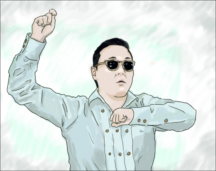 Le chanteur coréen Psy a pulvérisé le record de vues sur YouTube ! Mais de combien ?