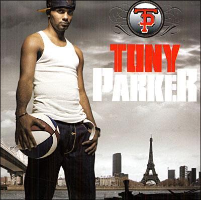 Tony parker/mon premier love:'J'étais Clyde t'étais... ?