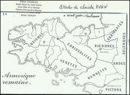 [Histoire] Quel est le nom ancien de la Bretagne ? (une seule réponse vraie)