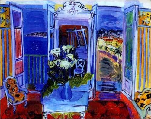 Quizz les peintres et leurs int rieurs quiz peintres for Matisse fenetre ouverte