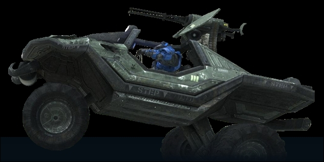 Quel est le véhicule de Halo le plus connu ?