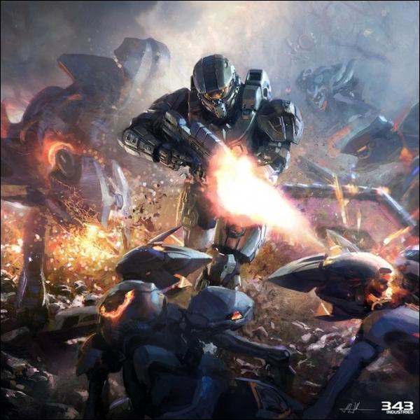 Dans Halo 4, comment s'appellent les nouveaux ennemis ?