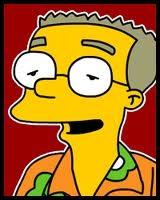 De qui Mr Smithers est-il amoureux ?