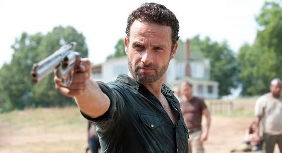 The Walking Dead : les personnages
