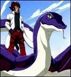 Cobra est un chasseur de dragons de :