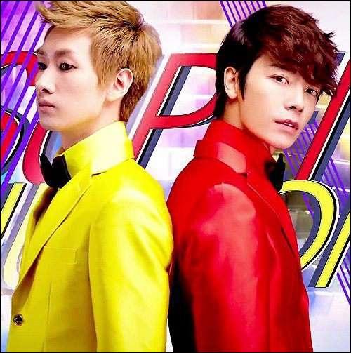 Avec quel membre de Super Junior, a-t-il chanté  Oppa Oppa  dans le SS4 ?
