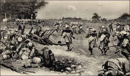 Durant quelle guerre mondiale s'est déroulée la bataille de la Marne ?