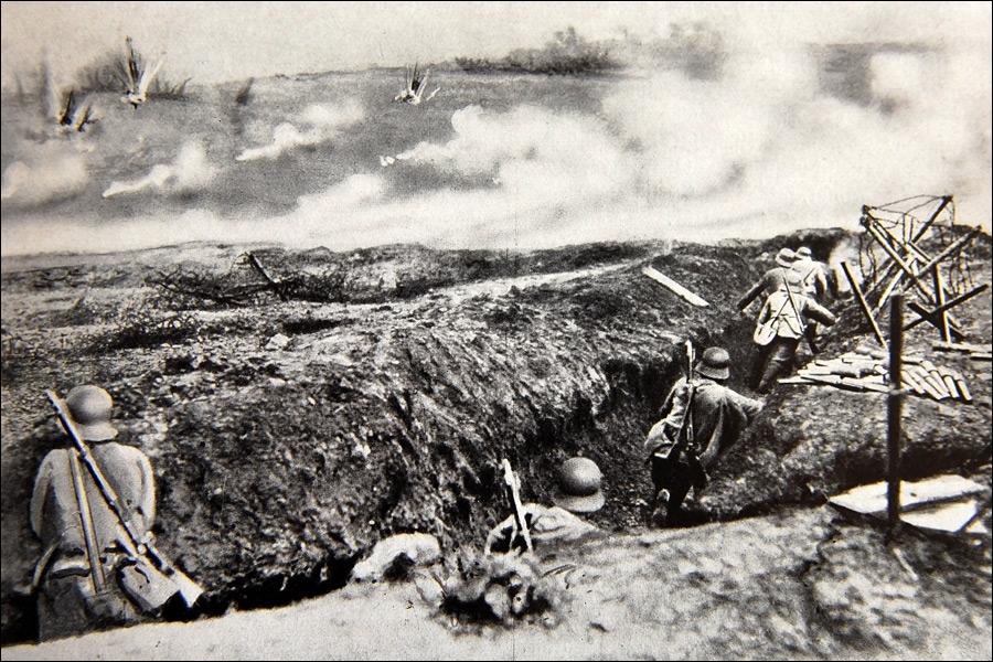 Quand a eu lieu la bataille de Verdun ?