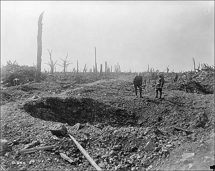 Durant quelle guerre mondiale s'est déroulée la bataille de la Somme ?