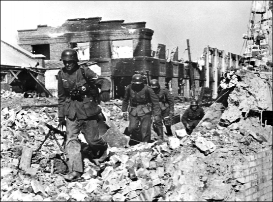 Durant quelle guerre mondiale a eu lieu la bataille de Stalingrad ?