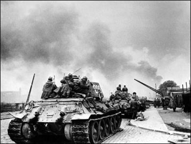 Durant quelle guerre mondiale s'est déroulée l'opération Bagration ?