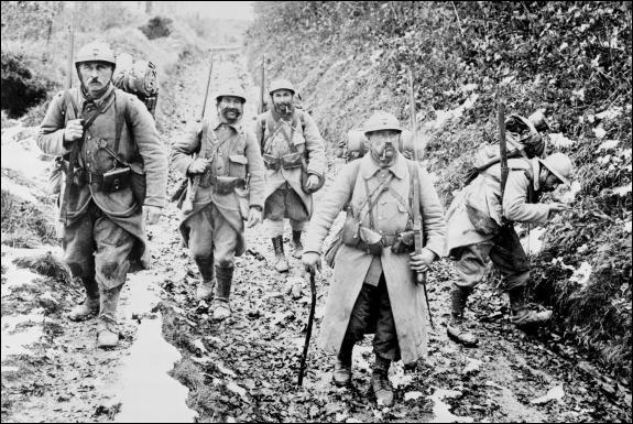 Durant quelle guerre mondiale a eu lieu la bataille du Chemin des Dames ?