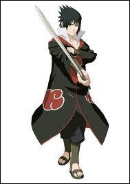 Ce personnage est dans  Naruto .
