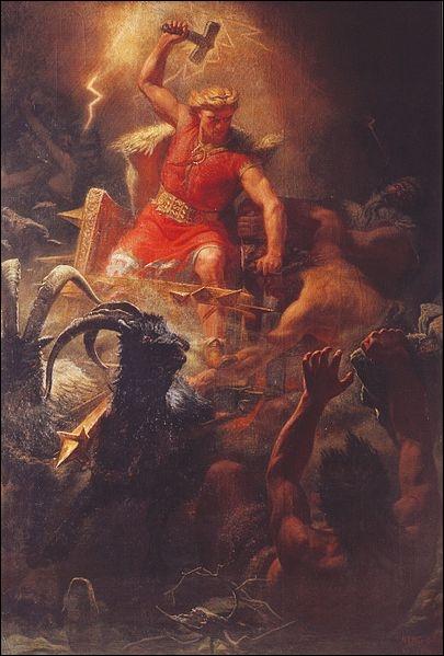 La légende de Thor existe réellement, mais de quelle origine est-elle ?