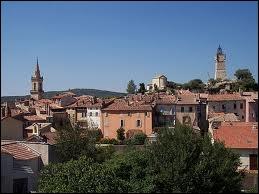 Voici une photographie de la ville de Draguignan et sa célèbre Tour de l'horloge. Associez-lui son département ?