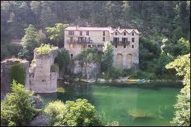 Où est située la ville de Florac ?