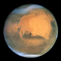 Lesquels de ces satellites sont ceux de la planète Mars ?