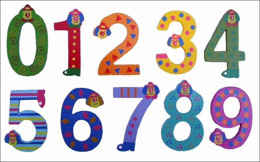 Si le chiffre est au nombre ce que la lettre est au mot, il est important de respecter :