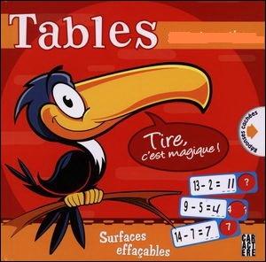 Va voir ta table de soustraction. Quelle idée ! La table de soustraction n'existe pas !