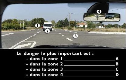 Quel est le danger le plus important ? (cliquez sur l'image pour l'agrandir)