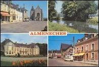 Les habitants de la commune d'Almenêches sont les ...