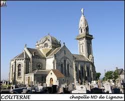 Quel est le nom des habitants de la commune de Couterne ?
