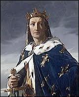 Je suis le Lion, et j'ai succédé à Philippe Auguste.