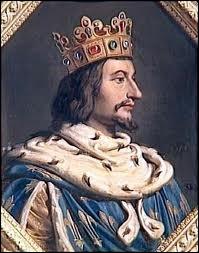 Je suis le Sage, et mon règne se place au coeur de la Guerre de Cent Ans.