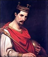Je suis le Chauve, et je suis un petit-fils de Charlemagne.