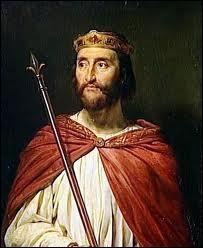 Je suis le Bègue, et je fait partie de la dynastie carolingienne.