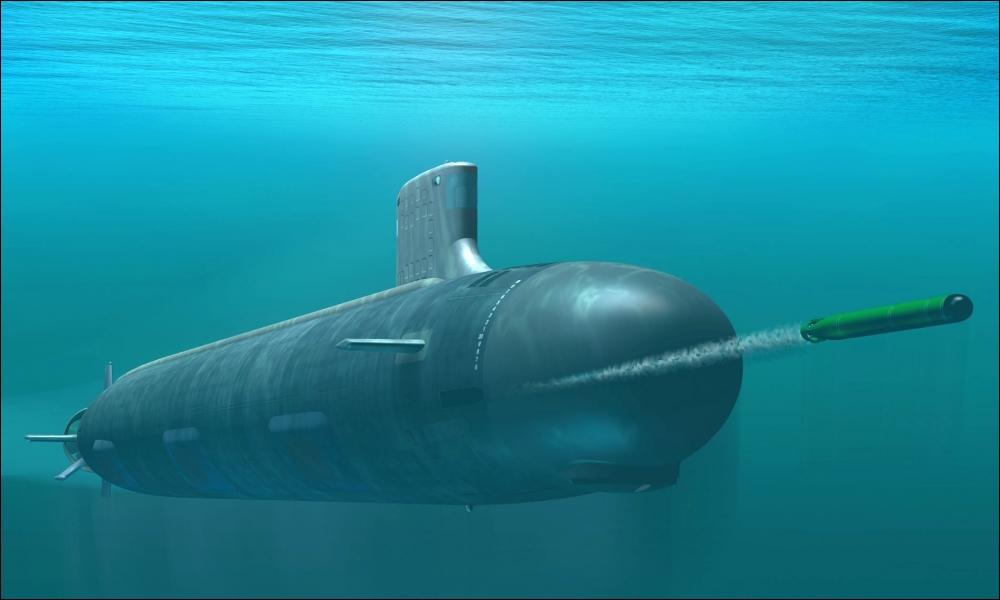 Comment se traduit  un sous-marin  en anglais ?