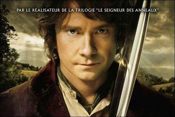 Comment se nomme l'acteur incarnant Bilbon Bagins (Bilbon Sacquet) dans ce nouveau film ?