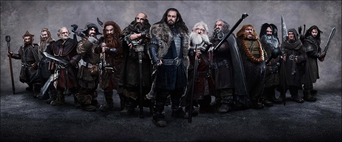 Combien de nains accompagneront Bilbon et Gandalf le magicien lors de leur aventure ?