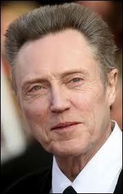 Christopher Walken a joué dans  Sleepy Hollow, la légende du cavalier sans tête .