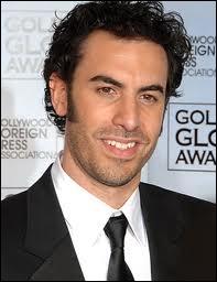 Sacha Baron Cohen a joué dans  Les Misérables .