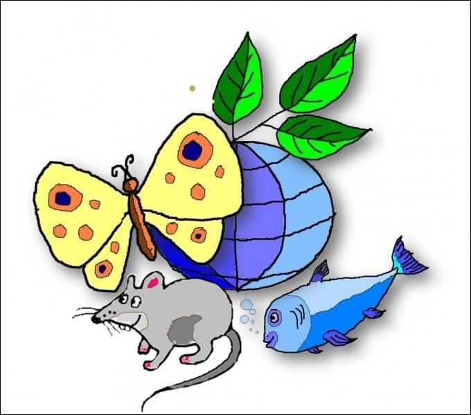 Cette science étudie la matière vivante : les animaux, les végétaux. On l'appelle la :