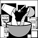 Le sucre se dissout dans l'eau, la grenadine se mélange à l'eau. Peut-on dire que l'état liquide est un état de la matière ?