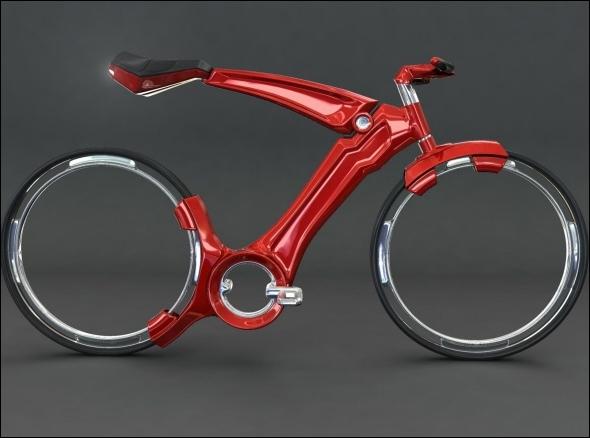 Ce vélo existe-t-il vraiment ou n'est qu'une idée ?