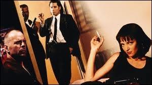 Lequel de ces acteurs ne joue pas dans Pulp Fiction ?