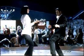 Le fast-food où Uma Thurman et John Travolta dansent est une copie d'un fast-food d'un film où John Travolta avait effectué les mêmes pas de danse des années auparavant. Comment s'appelle ce film ?