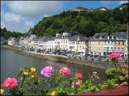 Attribuez la région de la charmante ville de Châteaulin.