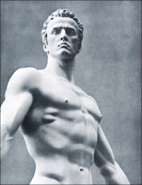 Ce sculpteur est parfois appelé  le Michel-Ange d'Hitler . Il s'agit de ...