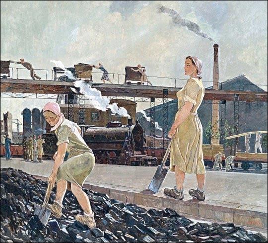 En URSS, l'art officiel sociétique s'appelle ...