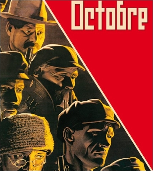 En 1928, le film  Octobre  célèbre l'anniversaire de la révolution bolchévique qui a renversé le tsar. Ce film est signé ...