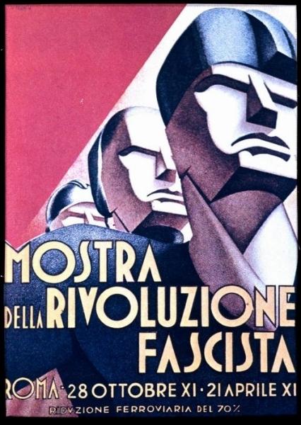 Ce courant artistique devient la peinture officielle fasciste grâce à sa modernité, à sa glorification de la force et de la vitesse. Il s'agit du ...